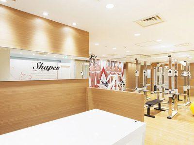 Shapes 銀座店