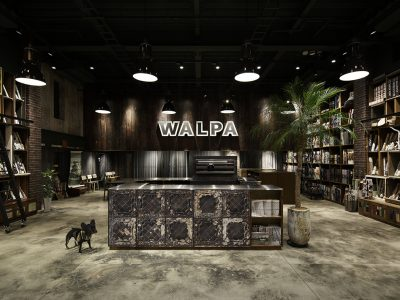 WALLPAPER MUSEUM WALPA&Fill inc. office
